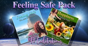 Double meditations to feel totally safe