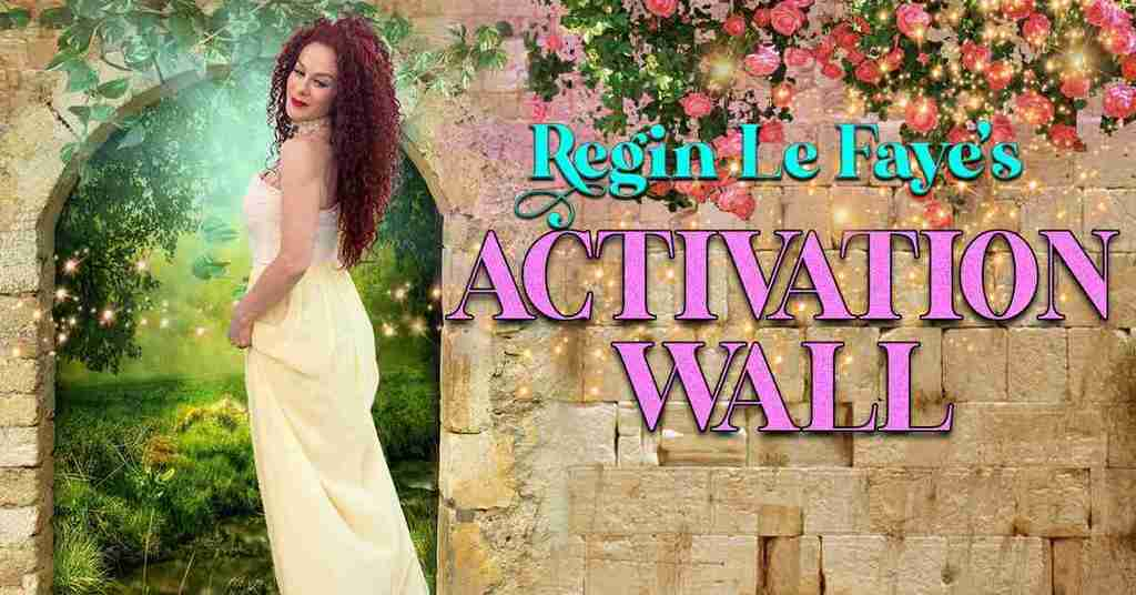 Psychic Activation Wall